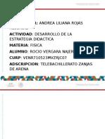 PLAN DE CLASE ARGUMENTADO