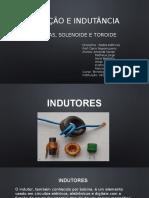 Indução e Indutância Slides