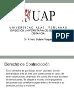 Teoria General del proceso parte 2 Derecho Peruano