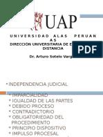 Teoria General del proceso parte 3 derecho peruano