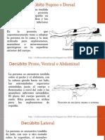 Posiciones Anatomicas.