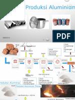 Presentasi Produksi Aluminium