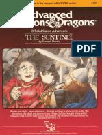 TSR 9101 - UK2 - The Sentinel
