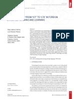 ICT vs LTK