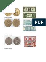 Monedas Del Centroamerica2