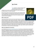 Demystifying Venture Capital Economics Part 1