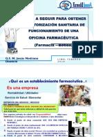 318054428-Requisitos-para-Aperturar-una-Farmacia-o-Botica-JMD2016.pptx