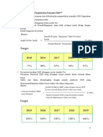 DBD Indikator Evaluasi