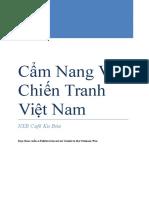 Cẩm Nang Về Chiến Tranh Việt Nam - Final Version