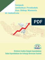 2012_Nasional_Analisis Dampak Laju Pertumbuhan Penduduk Dan Kualitas Hidup Manusia
