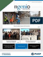 Boletin Ingenio PUCP - Mayo 2016