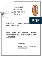 Hipertension Arterial Guia Ultimo