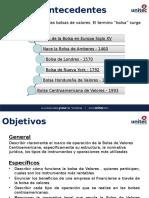 Proyecto Bolsa Centroamericana de Valores