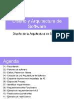 DAS_Semana 06_Diseño de La Arquitectura de Software