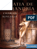 Hipatia de Alejandria - Charles Kingsley