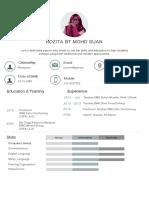 Resume Rozita 2017