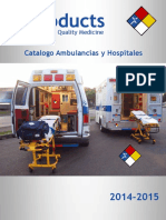 Catalogo Ambulancia 2014