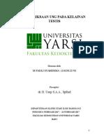 Referat USG Testis