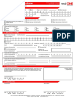 RedOne Requisition Form 2016