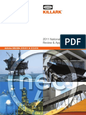 2011 National Electrical Code®- Hazardous Areas pdf