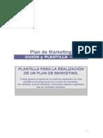 Plantilla Plan Marketing Semana 3