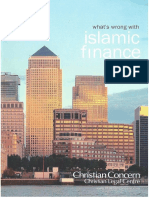 What's Wrong With Islamic Finance