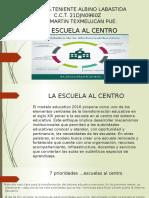 2 Escuela Al Centro