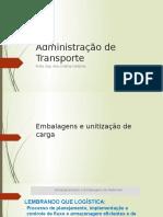 Administração de Transporte