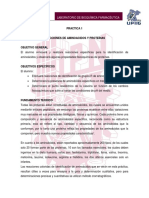 PRACTICA 1 Bioquimica