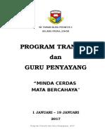 Program Transisi Dan Guru Penyayang 2017
