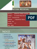 Literarura Medieval Ok