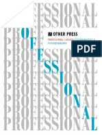 Other Press Academic Professional Catalog Print 10.11.2010