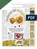 Delicias del Altiplano