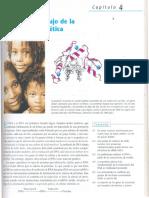 Capítulo 4 DNA, RNA y Flujo de La Información Genética