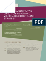 Charting a Company's Direction-Vision and Mission Objectives, and Strategy.pdf