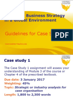 Case Study 1 Guidelines