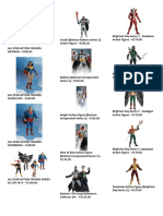 Loja - Action Figures - DC.pdf
