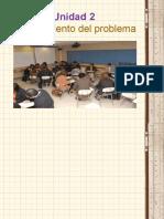 Planteamiento Del Problema. Unidad 2 (1)