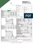 Brook Motor Data Sheet