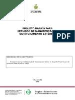 Projeto Básico de Sistema de Câmeras Externas (1)