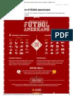 Infografía_ Guía Para Entender El Fútbol Americano - Infografías - ELTIEMPO