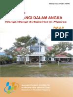 Kecamatan Wangi Wangi Dalam Angka 2016