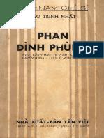 (1950) Phan Đình Phùng - Đào Trinh Nhất