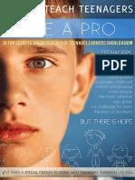 How to Teach Teenagers Like a Pro