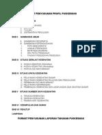 Format Profil Dan Laporan Tahunan