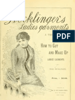 (1886) Hecklinger's Ladies' Garments