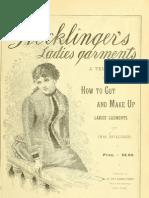 (1886) Hecklinger's Ladies' Garments