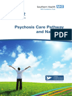 TRIumPH - Treatment and Recovery in Psychosis