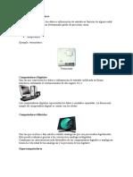 Tipos de Computadoras y Clasificacion