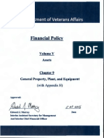 VA FinancialPolicyVolumeVChapter09